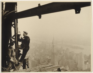 empire state building work